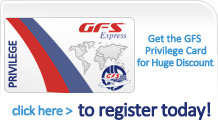 Register Today for the GFS Privilege Card